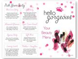 Skin Care Party Invitation Mary Kay Facial Party Invitations Www Imgkid Com the