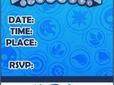 Skylander Birthday Invitations Free Pin by Melissa Fisher On John S Party