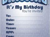 Skylander Birthday Invitations Free Skylanders Party Invitation S Kid S Children S Invites
