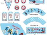 Smurf Birthday Invitations Free Free Smurf Printables Google Search Arts and Crafts