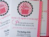 Snapfish Baby Shower Invites Cupcake Baby Shower Invitations Template
