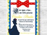 Snowball Party Invitations 25 Best Ideas About Snow White Invitations On Pinterest