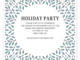 Snowflake Party Invitation Template Winter Party Invitation Template orderecigsjuice Info