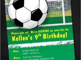 Soccer Party Invitation Template Instant Download soccer Birthday Invitation Printable