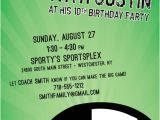 Soccer themed Birthday Party Invitations soccer Birthday Party Invitation Wording