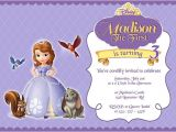 Sofia the First Tea Party Invitations 19 Best Images About Princess Party On Pinterest Cute