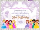 Sofia the First Tea Party Invitations 50 Off sofia the First Tea Party Invitation by