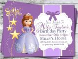 Sofia the First Tea Party Invitations Free sofia the First Birthday Party Deluxe Package with