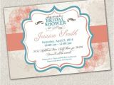 Southern Bridal Shower Invitations 12 Best Babies Images On Pinterest