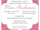 Spanish Baby Shower Invitation Spanish Baby Shower Invitations