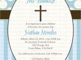 Spanish Baptism Invitations Wording First Munion Invitation Spanish Christening Baptism