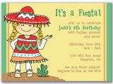 Spanish Party Invitation Template Spanish Birthday Invitations Bagvania Invitations Ideas