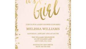 Sparkly Baby Shower Invitations Glitter Baby Shower Invitations