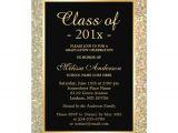 Sparkly Graduation Invitations Personalized Glitter Graduation Invitations
