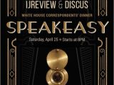 Speakeasy Party Invitation Speakeasy Party Invitations Oxsvitation Com
