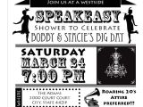Speakeasy Party Invitation top Speakeasy soiree Invitation Images for Pinterest Tattoos