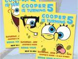 Spongebob Birthday Invitation Ideas 52 Best Birthday theme Spongebob Images On Pinterest