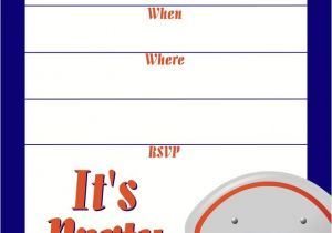 Sports Birthday Invitations Free Printable 8 Best Of Free Printable Popsicle Party Invitations