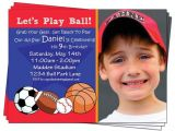 Sports themed Birthday Invitation Wording Sports Birthday Invites Football Invitations by