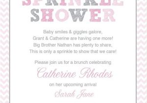 Sprinkle Baby Shower Invitation Wording 1000 Ideas About Baby Sprinkle Invitations On Pinterest