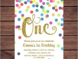 Sprinkle First Birthday Invitations Best 25 Party Invitations Ideas On Pinterest