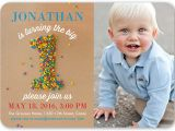 Sprinkle First Birthday Invitations Sprinkle First 5×7 Invitation