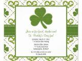 "St Patrick S Day Party Invitations St Patrick S Day Party Invitations 5 25"" Square"