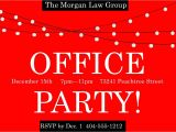 Staff Christmas Party Invite Staff Christmas Party Invitation Fun for Christmas