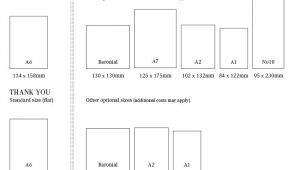 Standard Wedding Invitation Dimensions Invitation Sizes Graphic Design Pinterest Cards