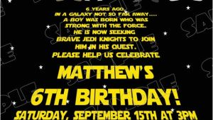 Star Wars Birthday Invitation Template Free Free Printable Star Wars Birthday Invitations Dolanpedia