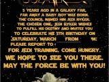 Star Wars Birthday Invitation Template Star Wars Birthday Invitations Birthday Party Invitations