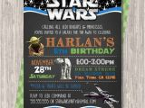 Star Wars Birthday Party Invitation Template 20 Star Wars Birthday Invitation Templates Free Sample
