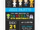 Star Wars Birthday Party Invitation Template 21 Star Wars Birthday Invitation Template Free Sample