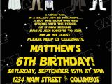 Star Wars Birthday Party Invitation Template Free Printable Star Wars Birthday Invitations Dolanpedia