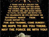 Star Wars Birthday Party Invitation Template Free Samples Printable Star Wars Birthday Invitations
