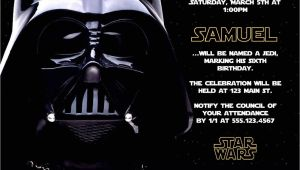 Star Wars Birthday Party Invitation Template Free Star Wars Birthday Party Invitations Templates