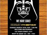 Star Wars themed Party Invitations Star Wars Invitation Star Wars Party Invitation Star Wars