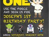 Star Wars themed Party Invitations Star Wars themed Birthday Party Invitation themed