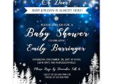 Starry Night Baby Shower Invitations Starry Night Galaxy Deer Baby Shower Invitation Editable