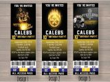 Steelers Party Invitations Pittsburgh Steelers Custom Party Ticket Invitations