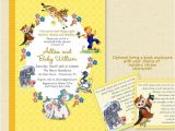 Storybook Baby Shower Invites Baby Shower Nursery Rhyme Storybook Invitation Book Baby