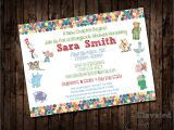 Storybook Baby Shower Invites Storybook Baby Shower Invitation
