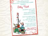 Storybook Baby Shower Invites Storybook Baby Shower Invitation Printable File by