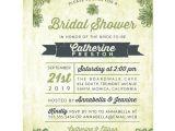 Succulent Bridal Shower Invitations Watercolor Succulents Bridal Shower Invitations