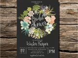 Succulent themed Bridal Shower Invitations 25 Best Ideas About Bridal Wreaths On Pinterest
