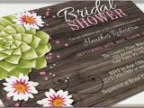 Succulent themed Bridal Shower Invitations Bridal Shower Invitations Bridal Shower Invitations