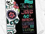Sugar Skull Party Invitations Best 25 Teen Birthday Invitations Ideas On Pinterest