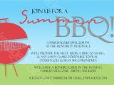 Summer Party Invitation Wording 12 Best Photos Of Summer Bbq Invitation Word Template