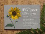 Sunflower Bridal Shower Invitation Templates Sunflower Bridal Shower Invitation Template by Invitationsnob