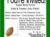 Super Bowl Party Invitation Wording Invitation Templates Super Bowl Invite Wording Create Your